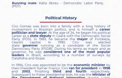 Ciro Gomes - Candidate Bio