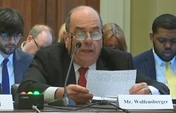 Congressional Reform: Don Wolfensberger Testifies Before the House Committee on the Modernization of Congress