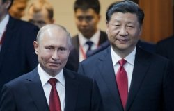 Russia and China, Sitting in a Tree?