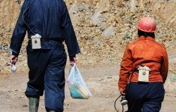 China Slowdown Fuels Uncertainties For Chile's Copper Industry, Violent Labor Strife