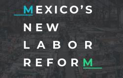 Infographic: Mexico's New Labor Reform