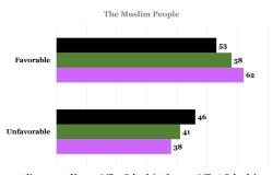 Poll: US Attitudes on Muslims
