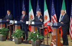 Mexico and the U.S. Agree on a Vision for Fighting Drugs