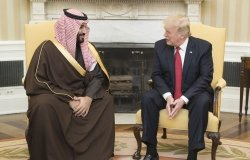 Saudis Stick With Trump Despite Sellout of Syrian Kurds