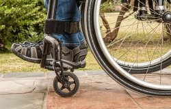 Wijit: Lever Drive and Braking System for Manual Wheelchair