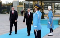 Putin-Erdogan Relations Grow into a Russian-Turkish Partnership