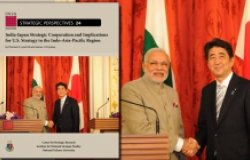 India-Japan Strategic Cooperation and Implications for Washington and Beijing