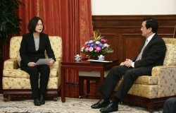Tension in the Taiwan Strait: Tsai Ing-Wen's Inaugural Address and Beijing's Response