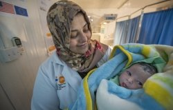 Too Little Too Late: Violence Disrupts Maternal Health Care in Conflict Settings