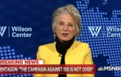 Jane Harman on U.S. Withdrawal from Syria