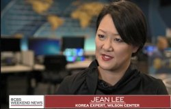 Jean Lee on CBS News