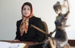 Nasrin Sotoudeh: The Pride and Moral Voice of Iran