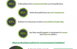 What do Brazilians Want in a Potential Candidate?