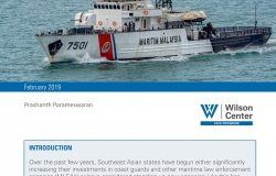 Managing the Rise of Southeast Asia's Coast Guards