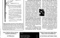 Bulletin No. 4 -- Fall 1994