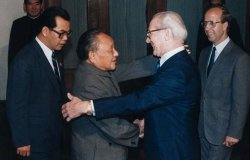 Beyond Moscow: East German-Chinese Relations during the Cold War