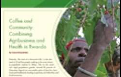 Issue 22: Coffee and Community: Combining Agribusiness and Health in Rwanda