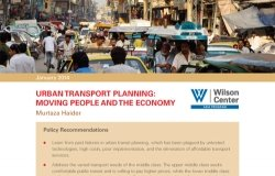 Pakistan's Urbanization-Urban Transport Planning: Moving People and the Economy