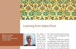 Learning from Sykes-Picot