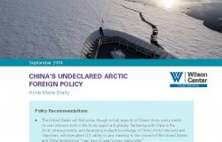 China's Undeclared Arctic Foreign Policy