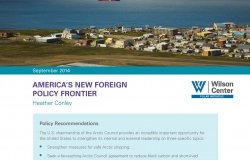 America's New Foreign Policy Frontier