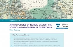 Arctic Policies of Nordic States: The Politics of Geographical Definitions