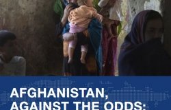 Afghanistan, Against the Odds: A Demographic Surprise