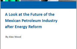 A Look at the Future of the Mexican Petroleum Industry after Energy Reform