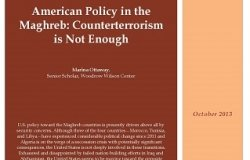 American Policy in the Maghreb: Counterterrorism is Not Enough