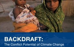 Backdraft: The Conflict Potential of Climate Change Adaptation and Mitigation