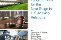 Final Report | Charting a New Course: Policy Options for the Next Stage in U.S.-Mexico Relations