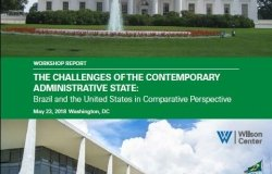 Workshop Report | The Challenges of the Contemporary Administrative State: Brazil and the United States in Comparative Perspective