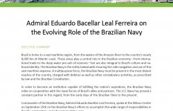 Event Summary: Admiral Eduardo Bacellar Leal Ferreira on the Evolving Role of the Brazilian Navy