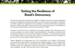 Event Summary: Testing the Resilience of Brazil's Democracy
