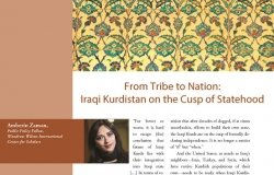 From Tribe to Nation: Iraqi Kurdistan on the Cusp of Statehood