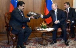 Russian-Venezuelan Relations at a Crossroads