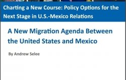 A New Migration Agenda Between the United States and Mexico