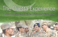 The Quetta Experience: Attitudes and Values within Pakistan's Army
