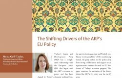 The Shifting Drivers of the AKP's EU Policy