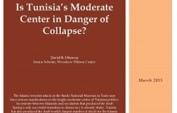 Is Tunisia's Moderate Center in Danger of Collapse?