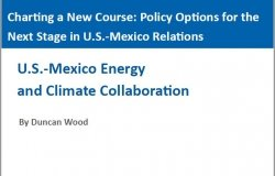 U.S.-Mexico Energy and Climate Collaboration