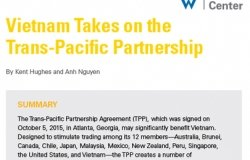 Vietnam Takes on the Trans-Pacific Partnership
