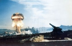 Image - Nuclear cannon test 1953 in Nevada