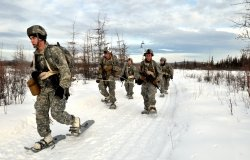 U.S. Army Alaska Winter Games at Fort Wainright