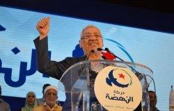 Rachid Ghannouchi 2014