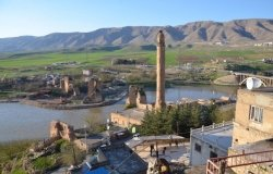 The ancient Hasankeyf in 2014