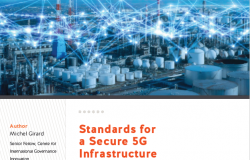 Standards Secure 5G infrastructure Cover