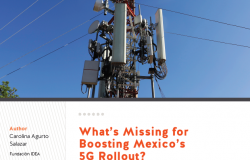 What's Missing for Boosting Mexico's 5G Rollout Cover