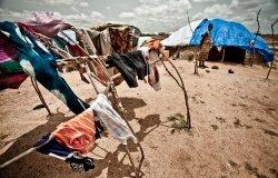 Mentao refugee camp in Burkina Faso