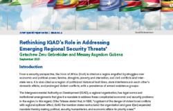 Rethinking IGAD Publication Cover